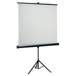 Nobo 1902397 2000 x 1513mm Tripod Mounted Projection Screen