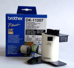 Brother DK11207 CD and DVD Film Labels
