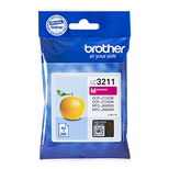 Brother LC3211M Standard Yield Magenta Ink Cartridge