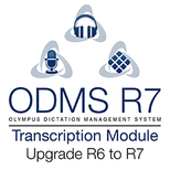 Olympus Upgrade License ODMS Transcription Module R6 to R7