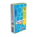 Paper Mate S0957040 Inkjoy 100 Retractable Pen 1mm Medium Tip Blue Box of 20