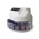 Safescan 1250 Gbp Automatic Coin Counter