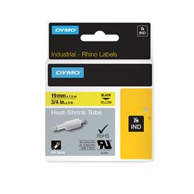 Dymo 18058 19mm Yellow Sleeve
