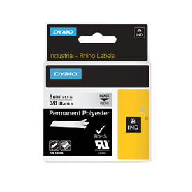 Dymo 18508 9mm Polyester Tape