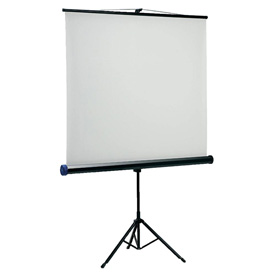 Image for DD Nobo 43 Tripod Projection Screen 1138x1500mm