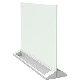 Nobo Desktop Magnetic Glass Board