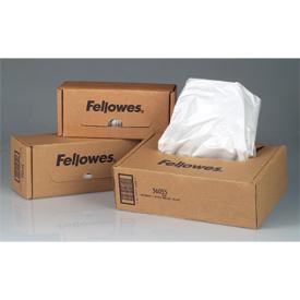 Image for Fellowes 36053 Shredder Bags 100pk