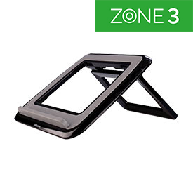 Fellowes Ispire Series Laptop Quick Lift Black (Pack of 1) 8212001