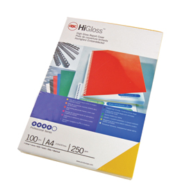 Rexel CE020071 Gloss Covers