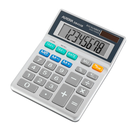 Aurora DB453 Desk Calculator
