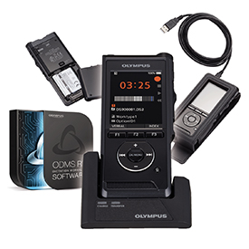 Image for Olympus DS-9000 Premium Kit incl ODMS R7 Software