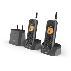 Image for BT Elements 1K Twin Cordless Telephone