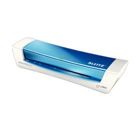 Leitz iLam HomeOffice Laminator A4 Blue [Promo]