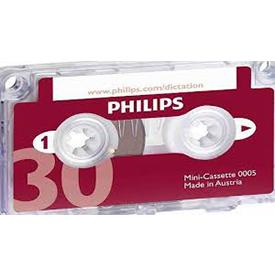 Philips LFH0005 Minicasstte 10