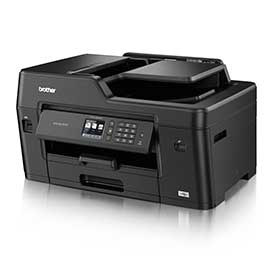 Brother MFCJ6530DW AIO Inkjet Printer