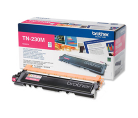 Brother TN-230M Magenta Toner 1.4K